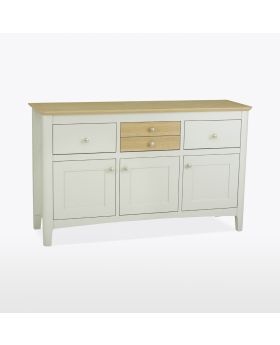 TCH Aria Sideboard with Oak Detail