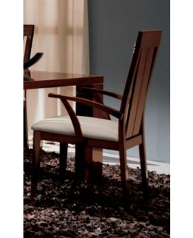 ALF Pisa Set of 2 Armchair Dining Chairs