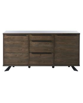 Unique Arno 3 Section Sideboard
