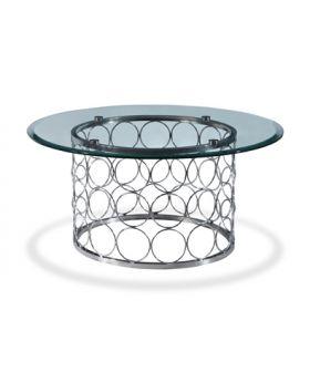 Value Mark Bacall Circular Coffee Table