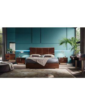 ALF Bellagio Queen Size Bed