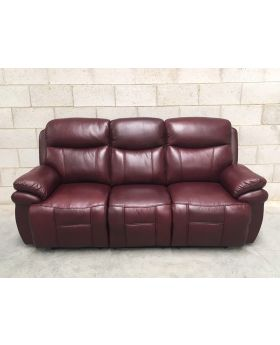 Hydeline Boston Manual Recliner Sofa