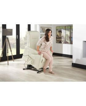 Serene Brevik Powered  Lift and Tilt Recliner