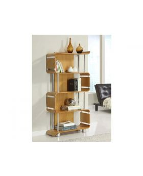 Jual BS201 Oak Bookshelf