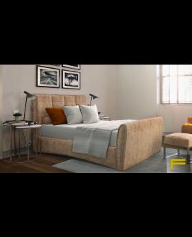 Furmanac Carnival Ottoman Upholstered Bed Frame