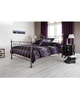 Serene Clara Metal Bed Frame