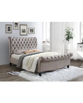Clarrisa Fabric Bed Frame