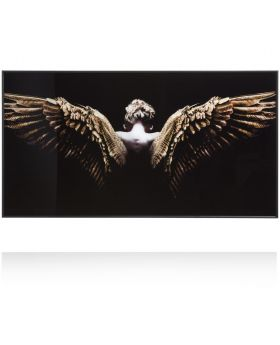Large Angel Wings Picture