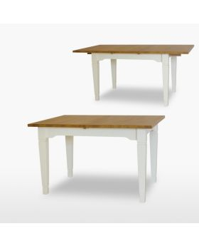 TCH Coelo Dining Extending Verona Table (1 Leaf)