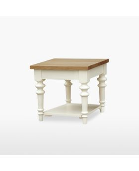 TCH Coelo Dining Coffee Table Turned Legs