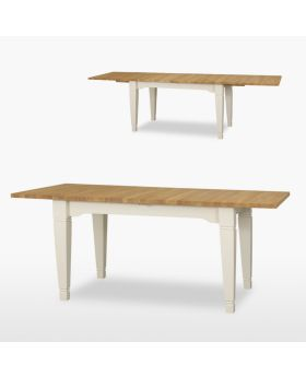 TCH Coelo Dining Extending Table Tapered Legs