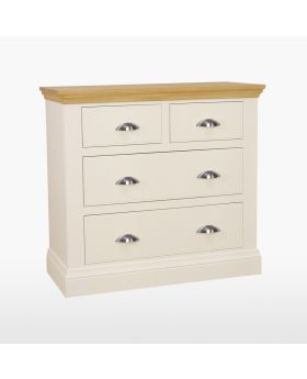 TCH Coelo Bedroom Chest with 2+2 Drawers