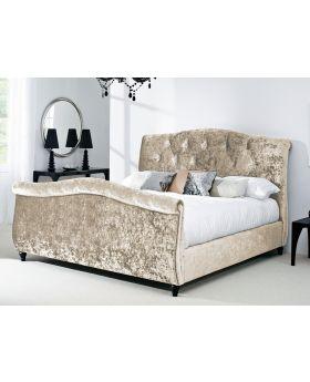 Furmanac Hestia Concerto Fabric Bed Frame