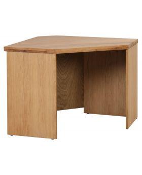 Classic Fusion Oak Corner Desk