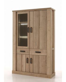Recor Belgique Large Display Dresser