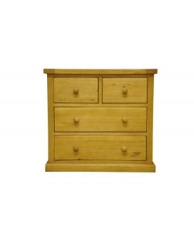 Vessel Soft Pine 2 over 2 Chest