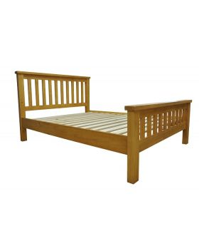 Vessel Soft Pine 4'6 Bed