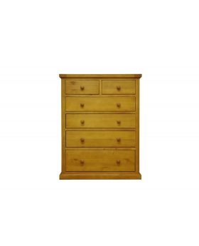 Vessel Soft Pine 2 over 4 Jumbo Chest
