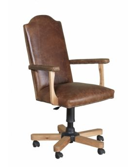 Carlton Copeland Dining office Chair - 3L Cerato Leather
