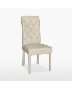 Stag Cromwell Dining Button Chair with Superior Seat