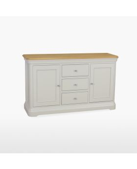 Stag Cromwell Dining 2 Door 3 Drawer Sideboard
