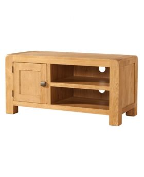 Devonshire Avon Oak Standard TV Unit
