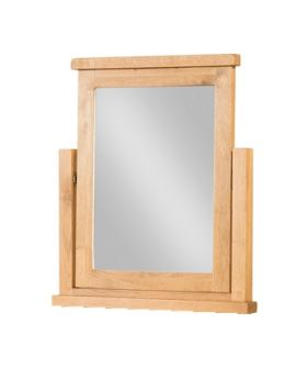 Devonshire Avon Oak Single Vanity Mirror