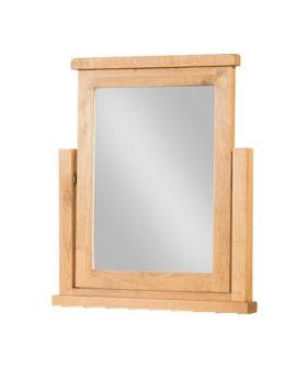 Devonshire Avon Oak Single Vanity Mirror
