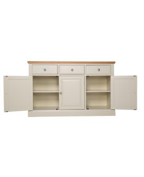Vessel Country Style Dining 3 Door Sideboard