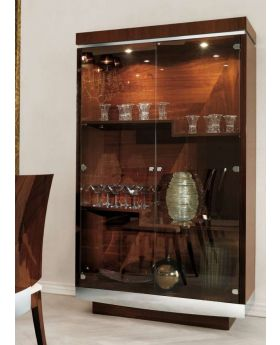 ALF Garda 2 Door Curio Display Unit