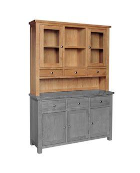 Devonshire Wessex Oak Dresser Top