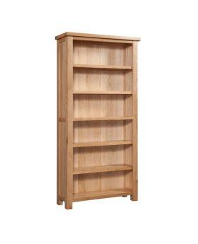 Devonshire Wessex Oak 6' Bookcase