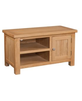 Devonshire Wessex Oak Standard TV Unit