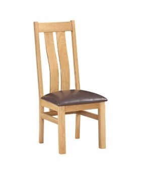 Devonshire Wessex Oak Arizona Chair