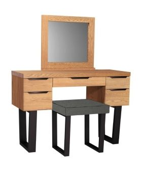 Classic Fusion Dressing Table Stool