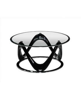 Value Mark Drift Circular Coffee Table