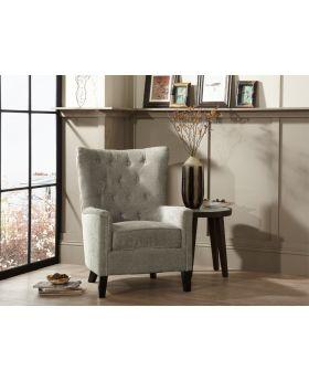 Serene Glasgow Occasional Fabric Chair