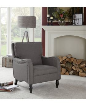 Serene Dundee Fabric Chair