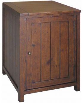 Classic Furniture Driftwood Reclaimed Pine Single Cupboard