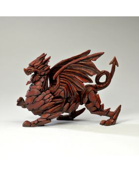 Edge Sculpture Dragon Figure