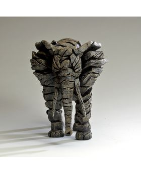 Edge Sculpture Elephant Figure