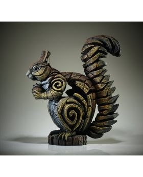 Edge Sculpture Red Squirrel