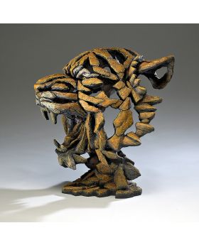 Edge Sculpture Tiger Bust in Bengal