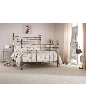 Serene Edmond Metal Bed Frame