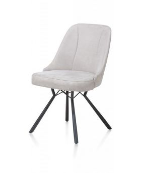 Habufa Eefje Dining Chair - Light Grey