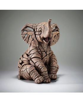 Edge Sculpture Elephant Calf
