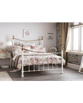 Serene Ethan Metal Bed Frame