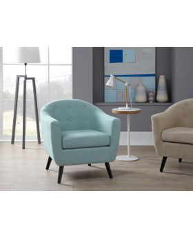 Serene Evie Fabric Tub Chair