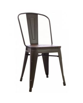 Ancient Mariner Fitzroy Solid Leg Dining Chair
