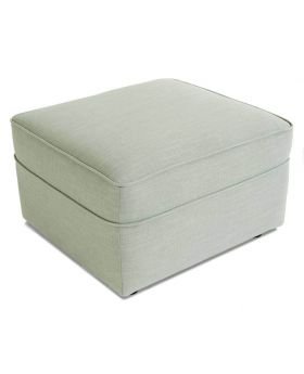 Fleming Foot Stool in XE Fabric
